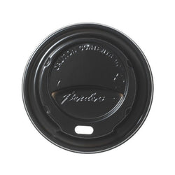 12oz Sip-Through Lid for Fresh Seal - Black 1000x (10x100)