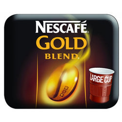 Klix Cup - Nescafe Gold Blend Coffee White 9oz (20x20)