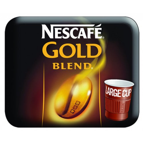 Klix Cup - Nescafe Gold Blend Coffee Black 9oz (20x20)