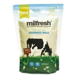 Milfresh Gold Granulated Skimmed Milk Powder (500g)