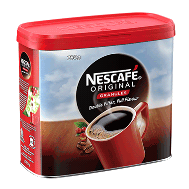 Nescafe Original Instant Coffee Granules (750g)