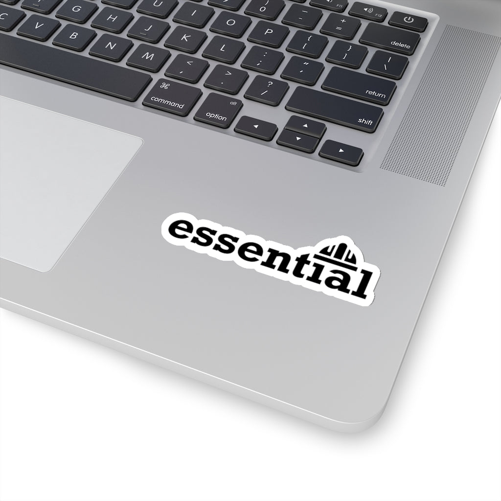 Essential Construction - Hard Hat Sticker