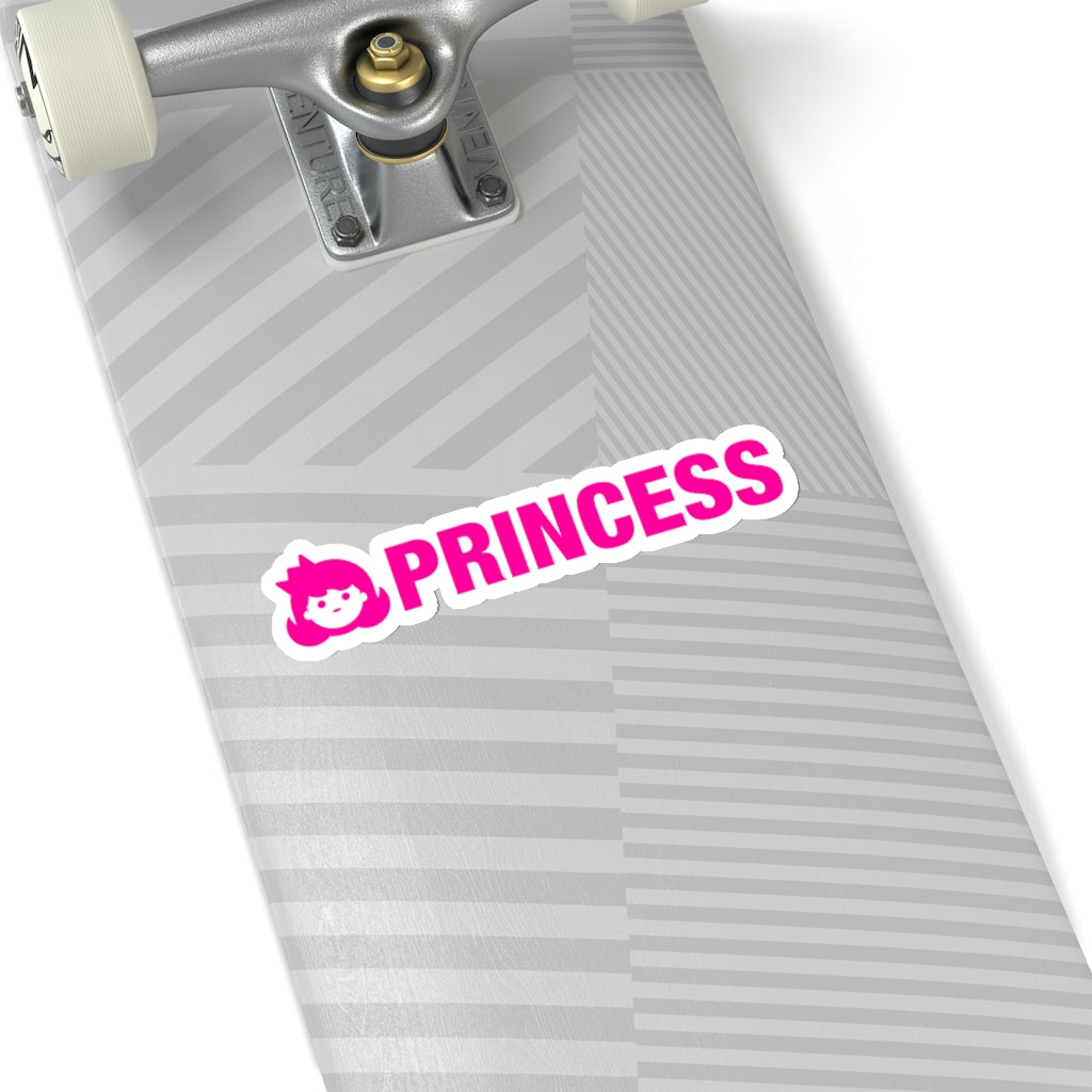 Princess - Hard Hat Stickers