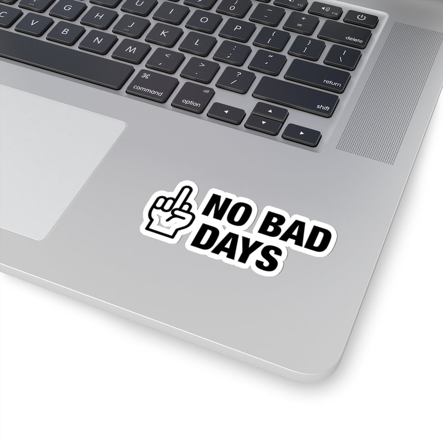 No Bad Days - Construction Stickers