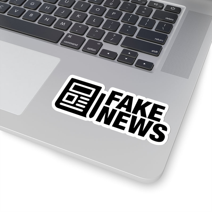 Fake News - Construction Stickers