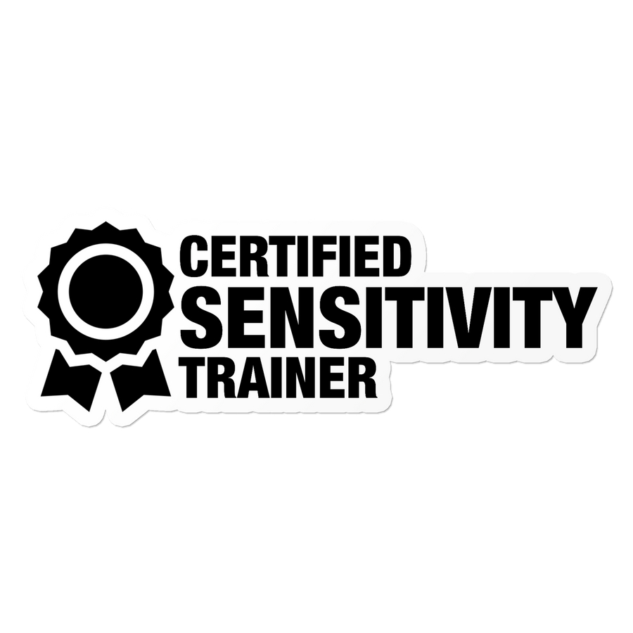 Sensitivity Trainer - Construction Stickers
