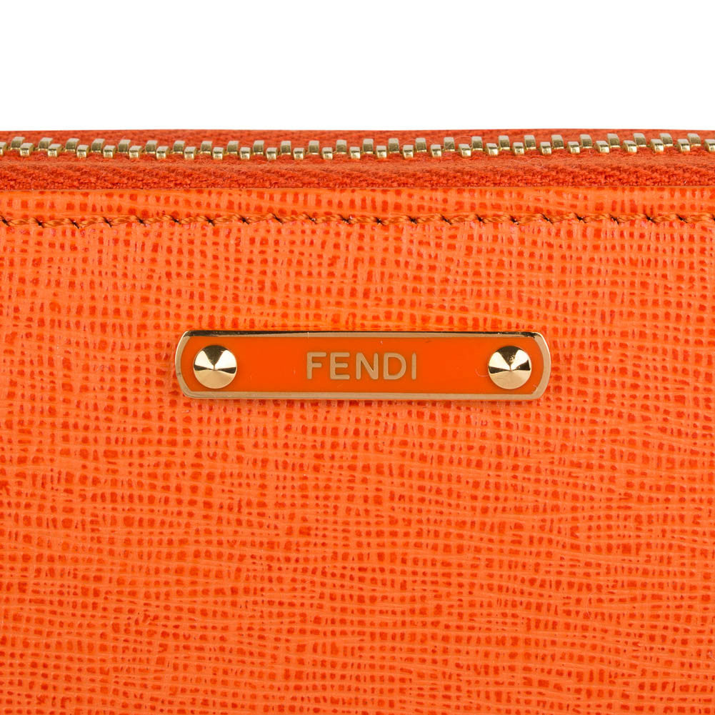 Fendi 'Crayons' Leather Wallet