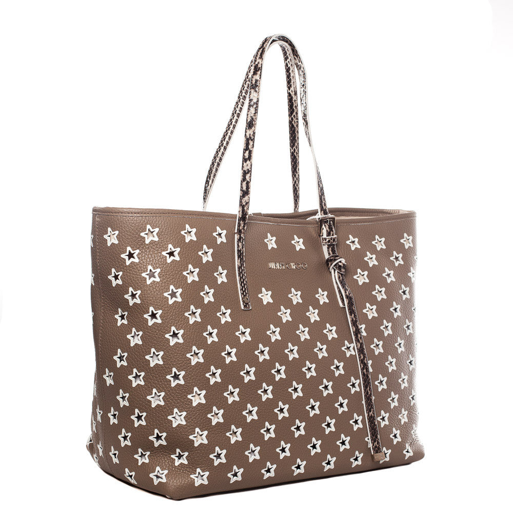 Jimmy Choo Leather 'Sasha' Tote
