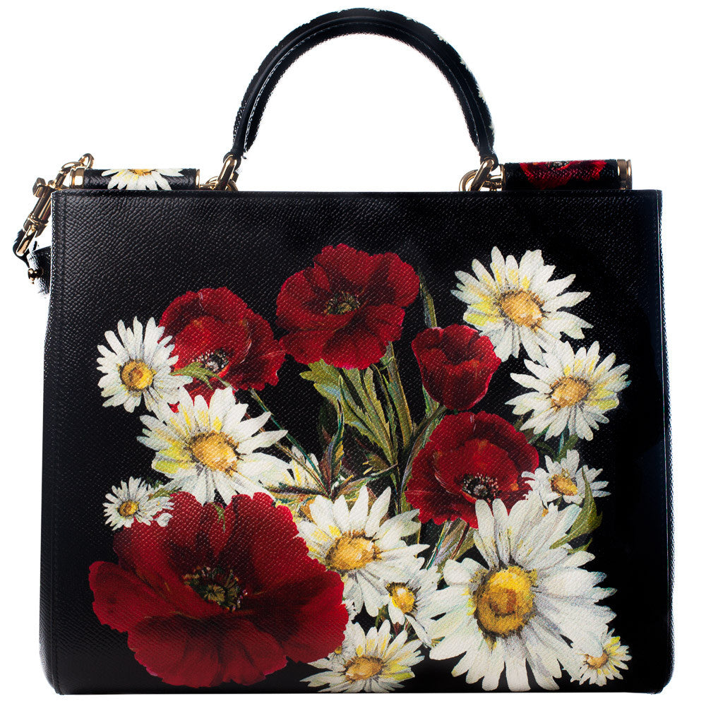 Dolce & Gabbana Sicily Shopping Tote