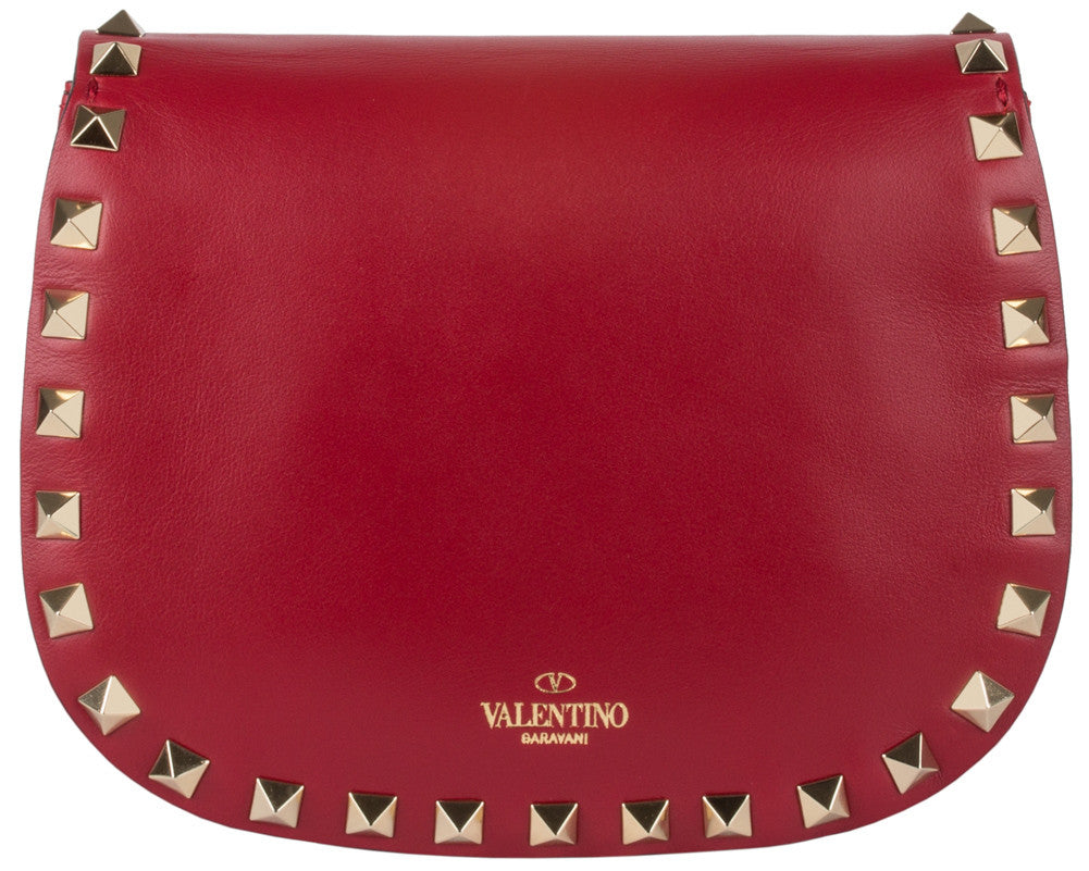 Valentino Small Chain Aqua Cross Body Bag