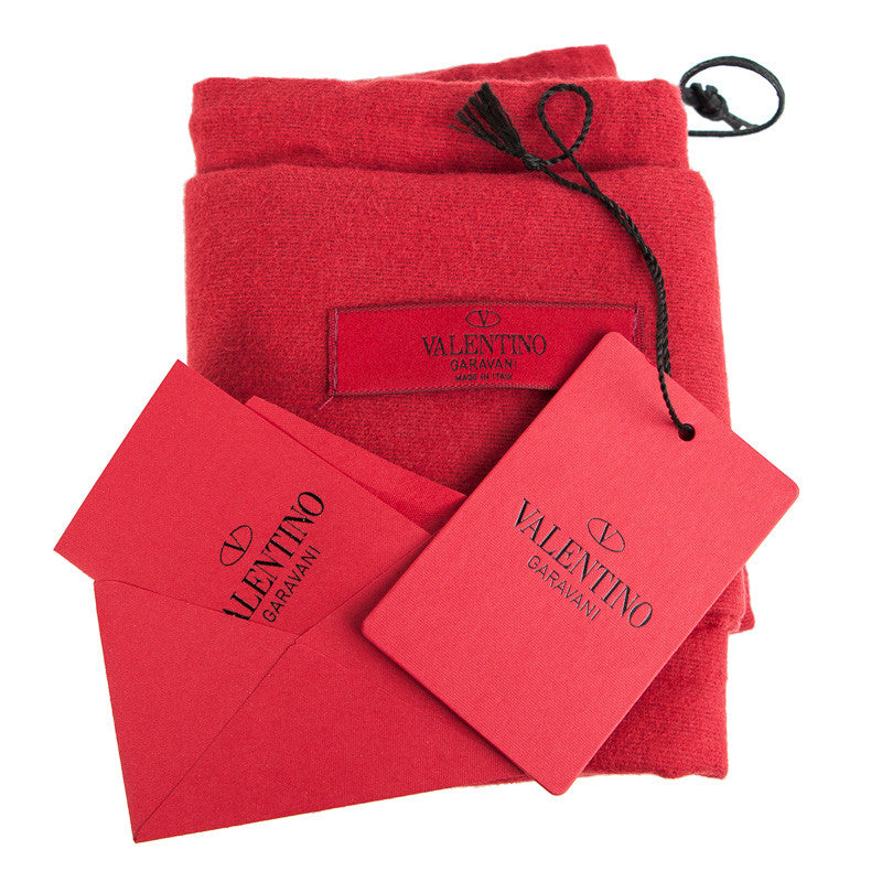 Valentino Small Chain Red Cross Body Bag