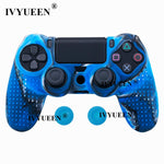 Anti-slip Silicone Cover Skin Case for Sony Playstation