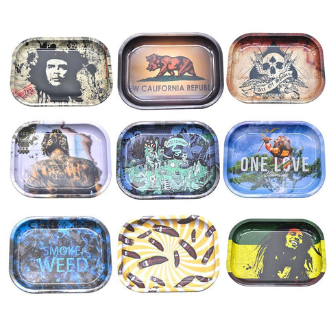 RAW Herb Weed Rolling Trays