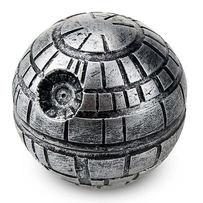 3 Layers Zinc Alloy Star Wars Death Star Grinder Weed