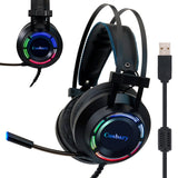 7.1 Gaming Headset with Microphone for PC, Xbox One, Playstation