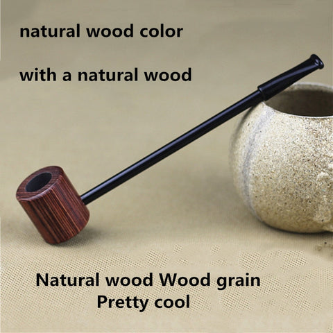 Wood Smoking Pipes