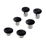 6 in 1 Swap Thumbstick Grips Replacement Parts for Xbox One Elite Controller