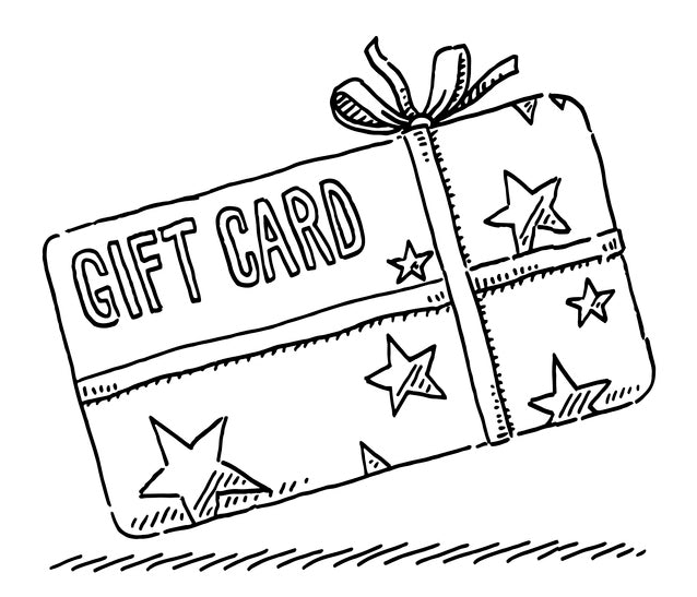 Gift Certificates (Print From Home)