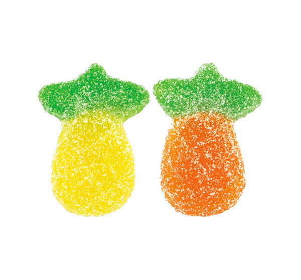 Sour Pineapple Gummies