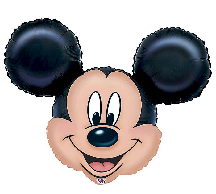 "27"" Mickey Head Giant Balloon"
