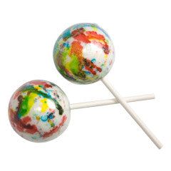 Jumbo Jawbreaker on a Stick 2.25""