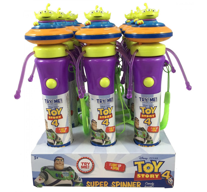 Toy Story Light Up Spinner