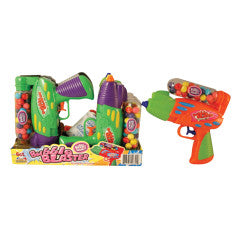 "Bubble Blaster Filled with Gumballs ""Bubblegum Blaster"""