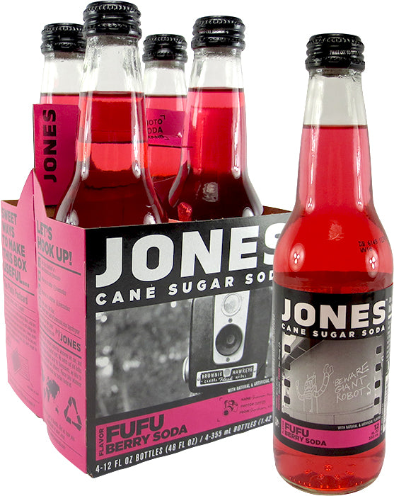 Fufu Berry Jones Soda