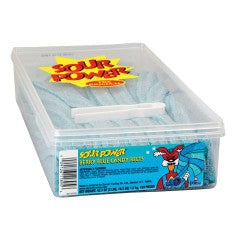 Sour Power Berry Blue Belt Tub with Tongs