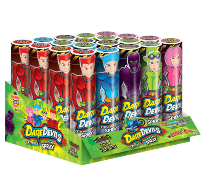 Dare Devil Extreme Sour Spray