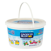 Candy Lego Blocks Blox Tub 27oz