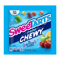 Sweetart Mini Chewy Big Pouch 4oz