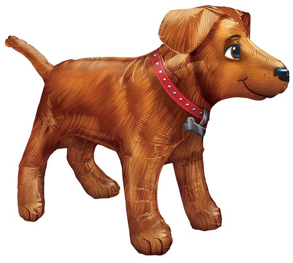 "36""  Golden Retreiver Dog Foil Balloon"