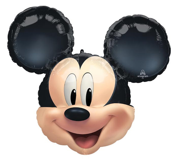 "25"" Forever Mickey Head Giant Balloon"