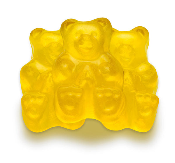 Yellow Mango Gummi Bears
