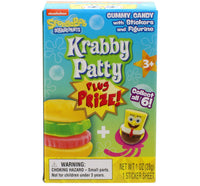 Spongebob Gummy Box with PRIZE