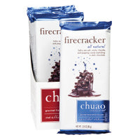 Chuao Firecracker Dark Chocolate Bar 2.8oz