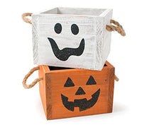 Halloween Gift Containers
