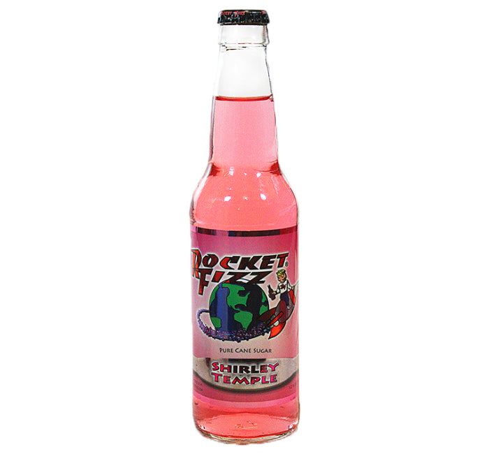 ROCKET FIZZ SHIRLEY TEMPLE