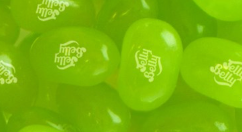 Jelly Belly Beans - Lemon Lime