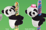 Hitcher Panda Wrap + Lollipop