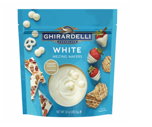 Ghirardelli White Chocolate Candy Making Wafers