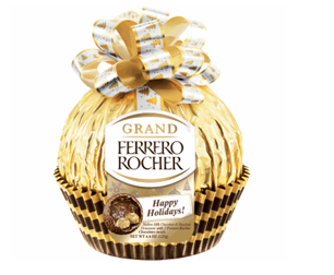Grand Ferrero Rocher Premium Gift with 2 Rocher