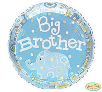 "17"" Big Brother Zoo Foil Balloon"