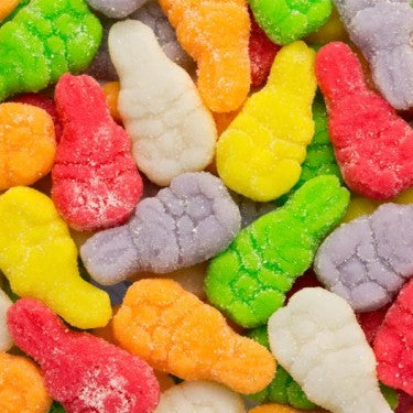 Sugared Easter Bunny Gummies