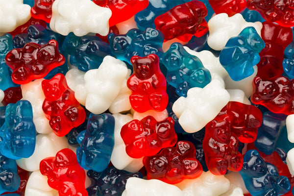 Patriotic Gummy Bears
