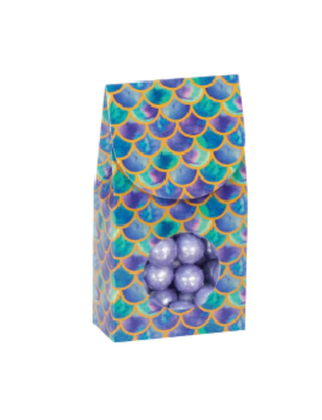 Purple Mermaid Candy Box Full of Your Choice