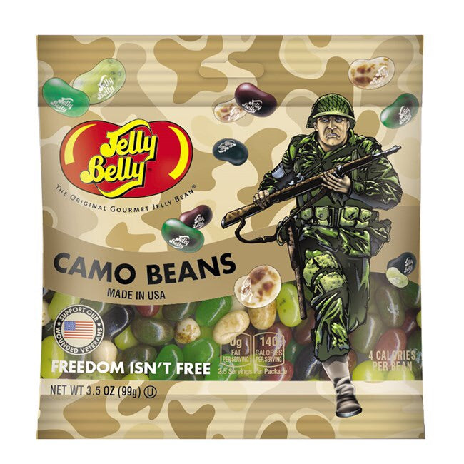 Military Army Camo Jelly Belly Pack