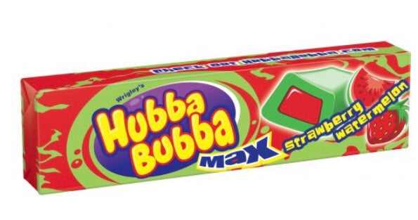 Hubba Bubba Gum - Watermelon
