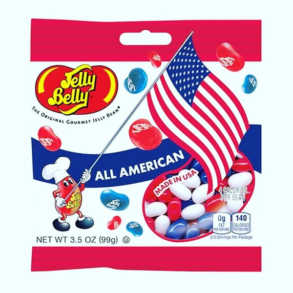 All American Jelly Belly Pack